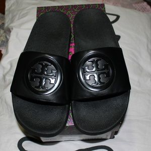 TORY BURCH Lina Slides *Size 7
